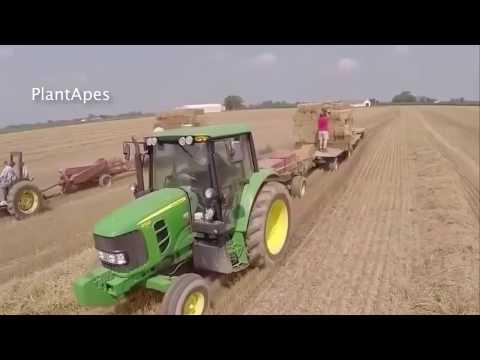 công nghệ nông nghiệp nước ngoài hiện đại như thế nào | technology farm