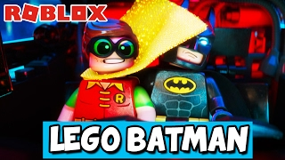 EU SOU O BATMAN! - Roblox (Batman Movie Tycoon)