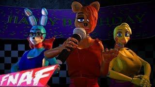 Baixar FIVE NIGHTS AT FREDDY'S SONG (NOTICE ME SENPAI) FNAF Music Video Animation