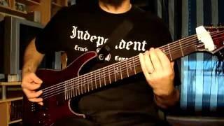 Stengah - Meshuggah cover