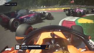 Best Onboards | 2018 Austrian Grand Prix