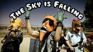 THE SKY IS FALLING Radioactive Chicken Heads music video