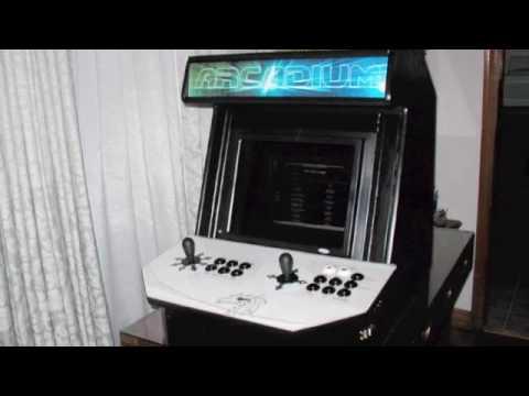 Table Top Mame Arcade Youtube