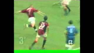 Голы Шевченка за Милан (Shevchenko best goals for Milan)