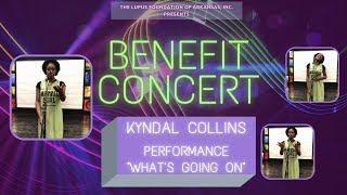 "Kyndal Collins  ""What's Going On"":  LFOA, Inc. 2021 Benefit Concert"