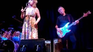 Kast Off Kinks with Eddi Reader at Ray Davies' Meltdown, 14-06-2011...