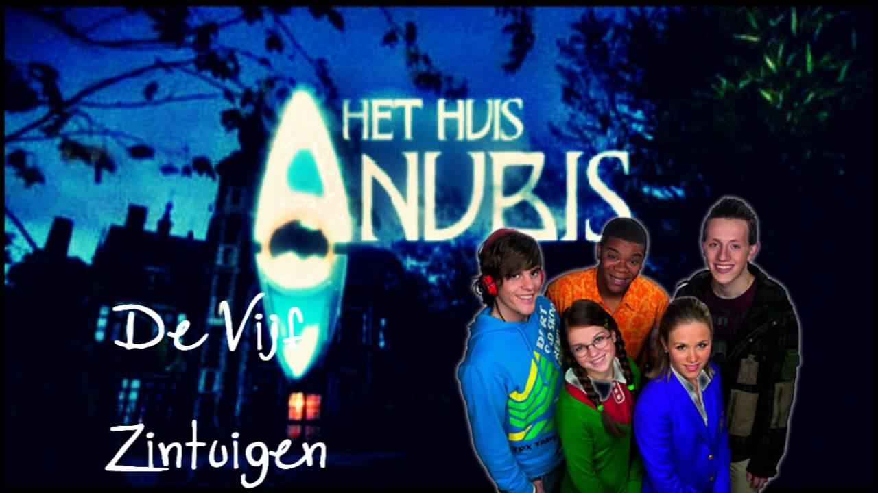 het huis anubis 2010 de vijf zintuigen compleet