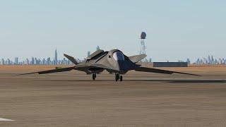 DCS - F/A 37 Talon - Unleashing the beast!