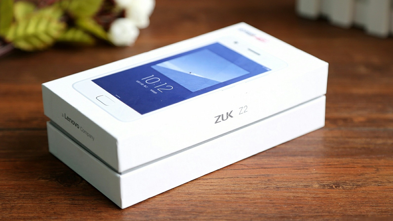 Image result for zuk z2 box