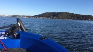 Polycraft Tuff Tender Yamaha 4 stroke 20hp