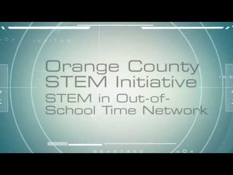 OC STEM Regional Innovation Support Provider Network Overview