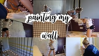 painting my wall aesthetic tumblr room decor   casey okay