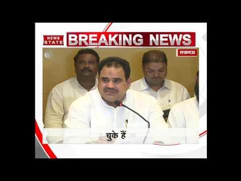Anish Ahmed joins BSP, attacks on Nasimuddin Siddiqui