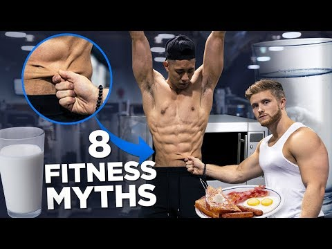 Top 7 Fitness Myths