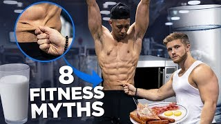 8 Common Fitness Myths Busted (What The Science Says)