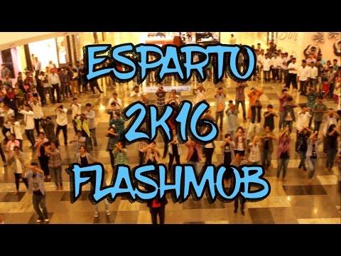 HITAMs ESPARTO 16 FlashMob    @ForumMall Hyderabad