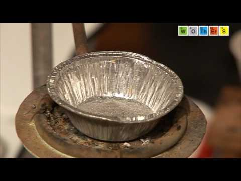 Just Add Water (2009): Magnesium & Silver Nitrate