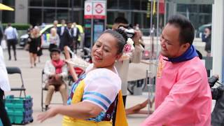 PHILIPPINES brings the FUN to CANARY WHARF