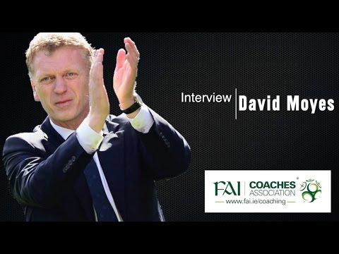 David Moyes interview