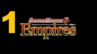 Dynasty Warriors 7 Empires Walkthrough - part 1
