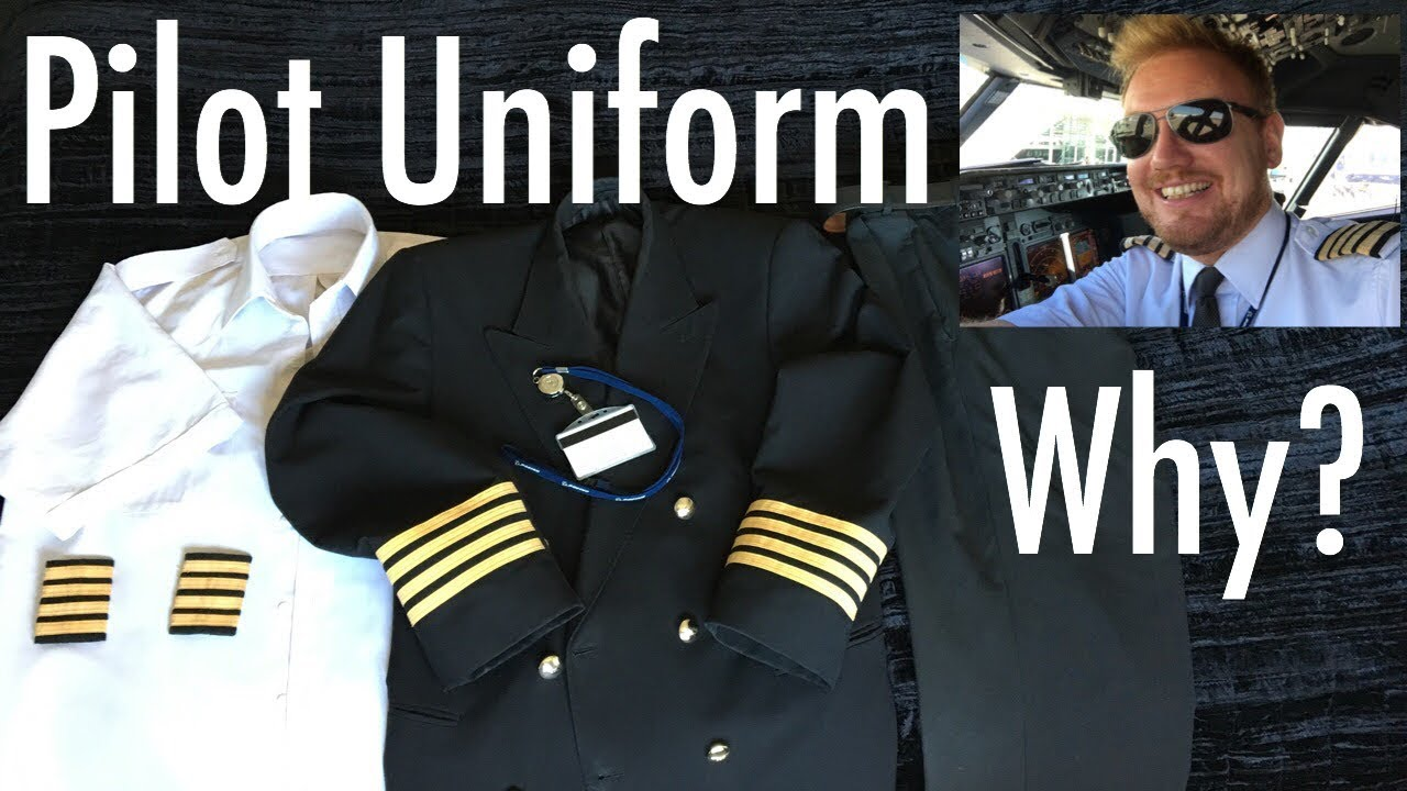 Pilot Uniforms, How and why?