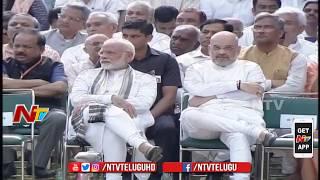 Atal Bihari Vajpayee Final Rituals Full Video | #AtalBihariVajpayee 1924-2018 |  NTV