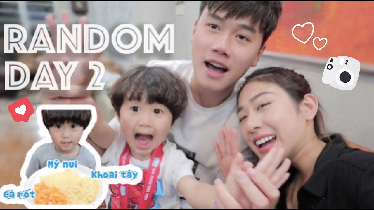 RANDOM DAY 2 | Xoài Fam