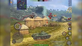 Обзор Т-34-1 wot blitz по первому впечатлению