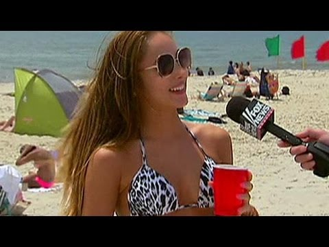 'The Factor' hits the beach