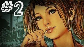 Lollipop Chainsaw - Gameplay Walkthrough - Part 2 [Stage 1] - CHAIR HEAVEN (Xbox 360 / PS3 Gameplay)