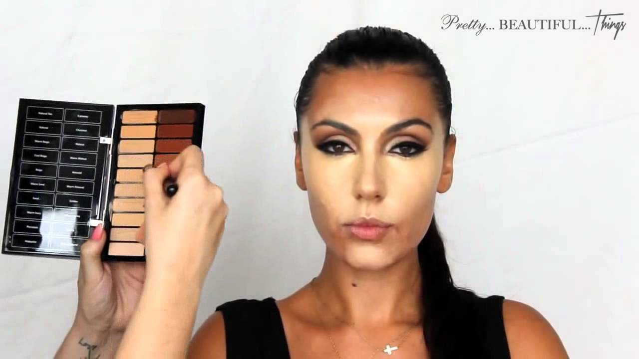 [HD] Makeup Artist Make Up Tutorial Kim Kardashian ...