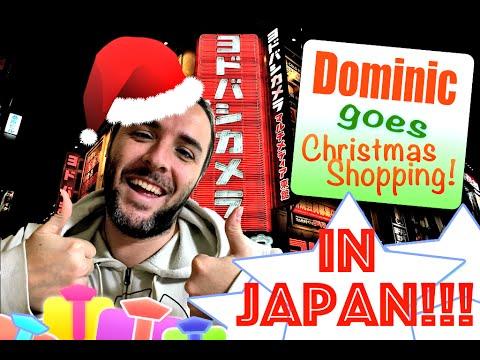 Christmas Shopping in Japan (full)!