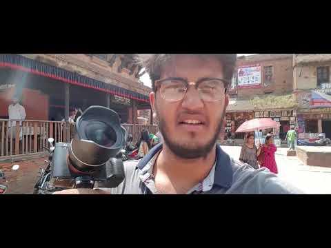 Exploring Kathmandu solo