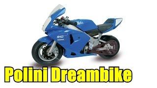 Polini Dreambike. Распаковка и обзор.