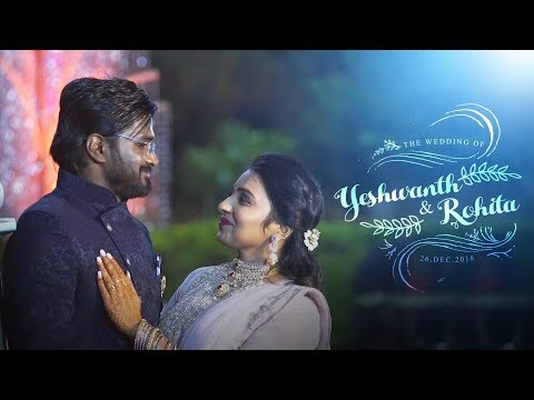 Yeshwanth & Rohitha Reddy    - Best South Indian Wedding CinematicTeaser