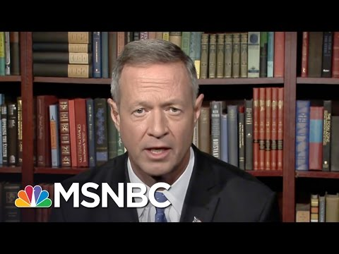 Martin O'Malley Thinks Hillary Clinton Could've Hit Harder At Debate | MSNBC