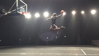 "5'10"" Jeff Remmington's INSANE DUNK from the DUNK LEAGUE! #SCTop10 Video"