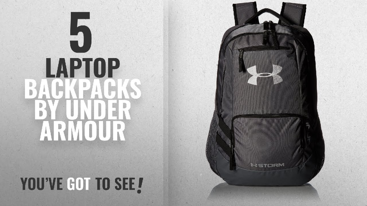 ea4b052f8e79 Top 10 Under Armour Laptop Backpacks  2018   Under Armour Unisex ...