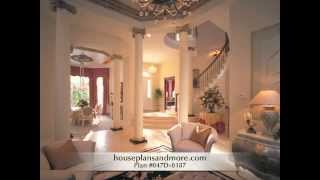 Sunbelt Style Homes Video 2 | House Plans And More