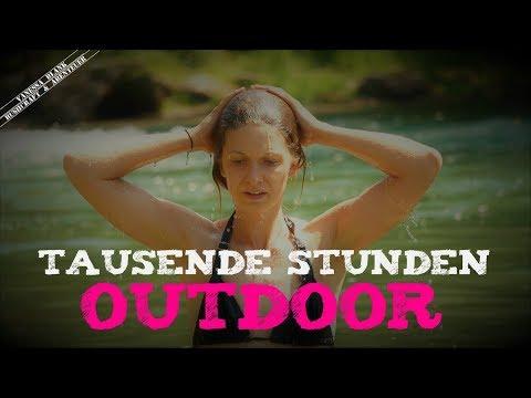 Tausende Stunden Outdoor - Ultimative Touren & Abenteuer - Vanessa Blank - 4K