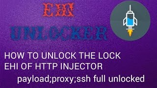 How to unlock ehi
