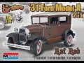 Kit Review 31 Ford Model A English