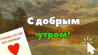 Доброе утро! Хорошего дня! Приятного настроения!