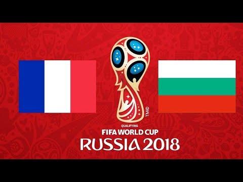 Bulgaria vs France Live Streaming FIFA World Cup Qualifier | BUL vs FRA Live Stream