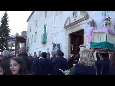 Montemurro Procession Part 7: May 10, 2014