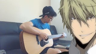 Durarara!! (デュラララ!!) OP1 Uragiri no Yuuyake (裏切りの夕焼け) by Theatre Brook This is one of the easier arrangements I made so far. Shizuo was the only ...