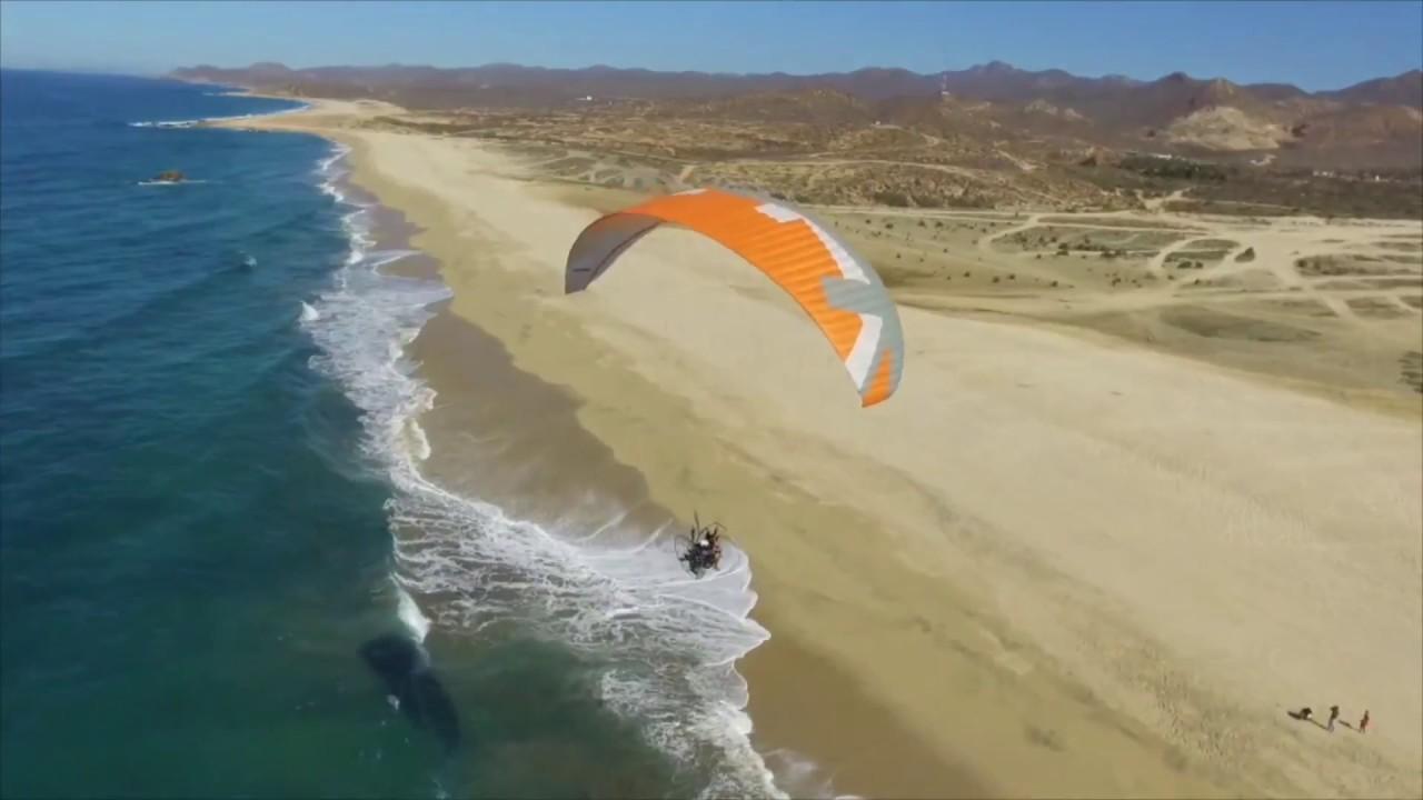 Para Mex  Paragliding Experience in Baja California Sur