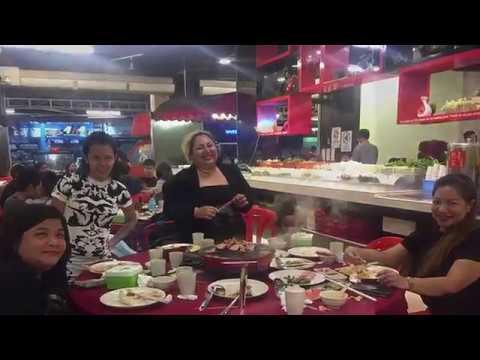 Fat One Steamboat & Korean BBQ | Korean Buffet | Food Vlog Malaysia 🇲🇾
