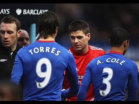 Fernando Torres & Steven Gerrard - Liverpool and Chelsea