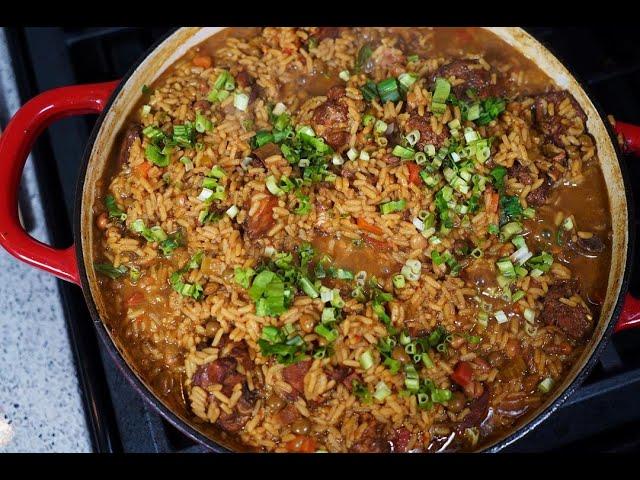 Curry Stew Chicken Pelau | CaribbeanPot.com
